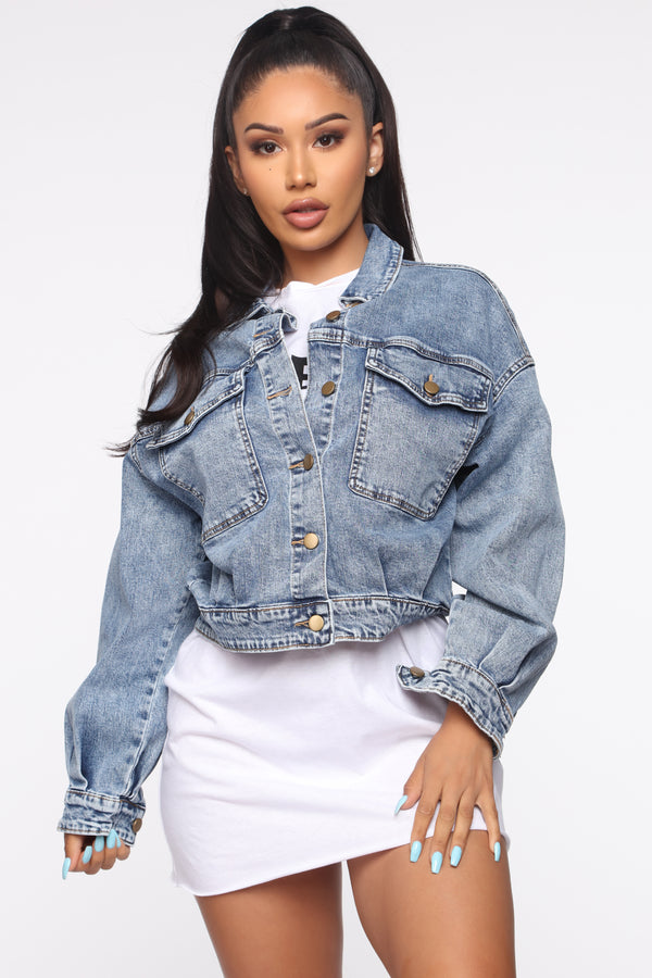 6f5f1b78fb Jeans Jackets for Women - Affordable & Sexy Styles