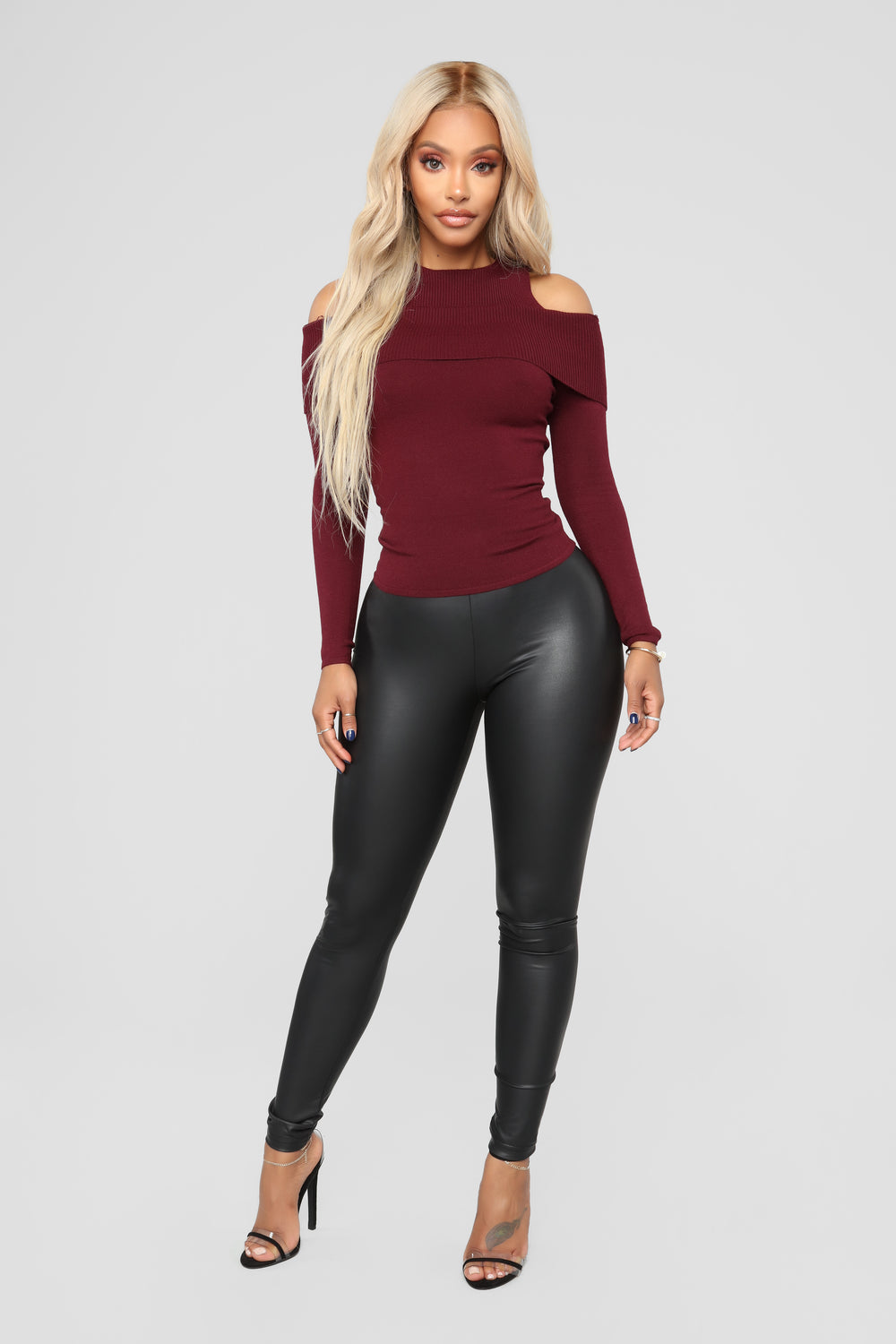 In The Cosmos Leggings - Black