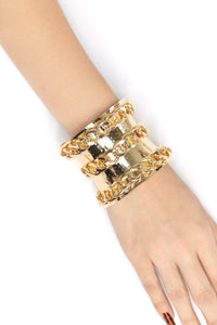 Some People Chain Bracelet - Gold