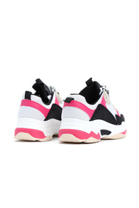 My City I Run Sneaker - Pink