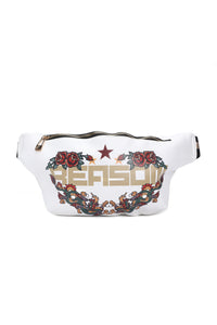 Reason Belt Bag - White