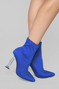In The Muse Bootie - Blue Angle 1