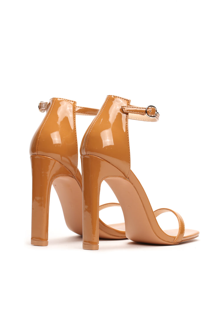 Better In Time Heel - Camel