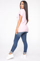 Level Up Game Tunic Top - Pink
