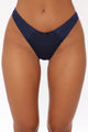 Lacey Date Lace 3 Pack Panties - Navy/combo