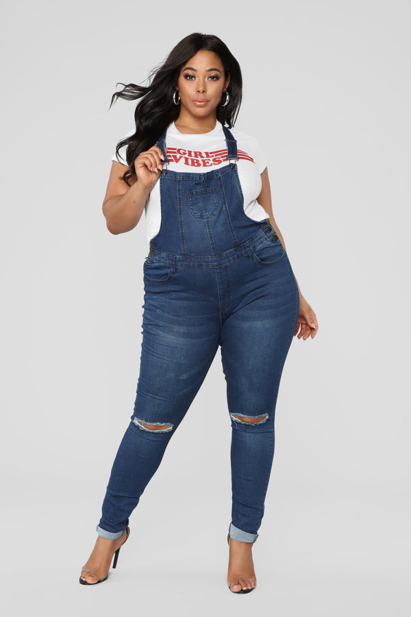 db37df7d78b Plus Overalls   Flare Jeans