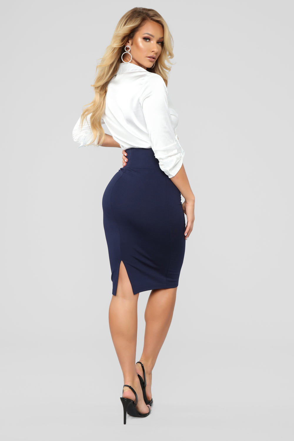 My Go To Mini Skirt - Navy