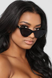 Las Salinas Sunglasses - Black