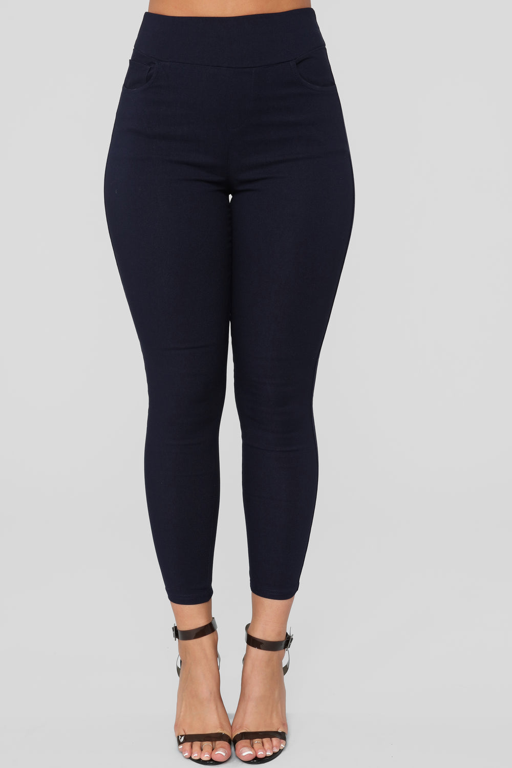Favorite Feel Stretch Legging - Navy