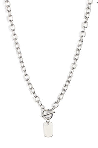 Top Dog Choker - Silver