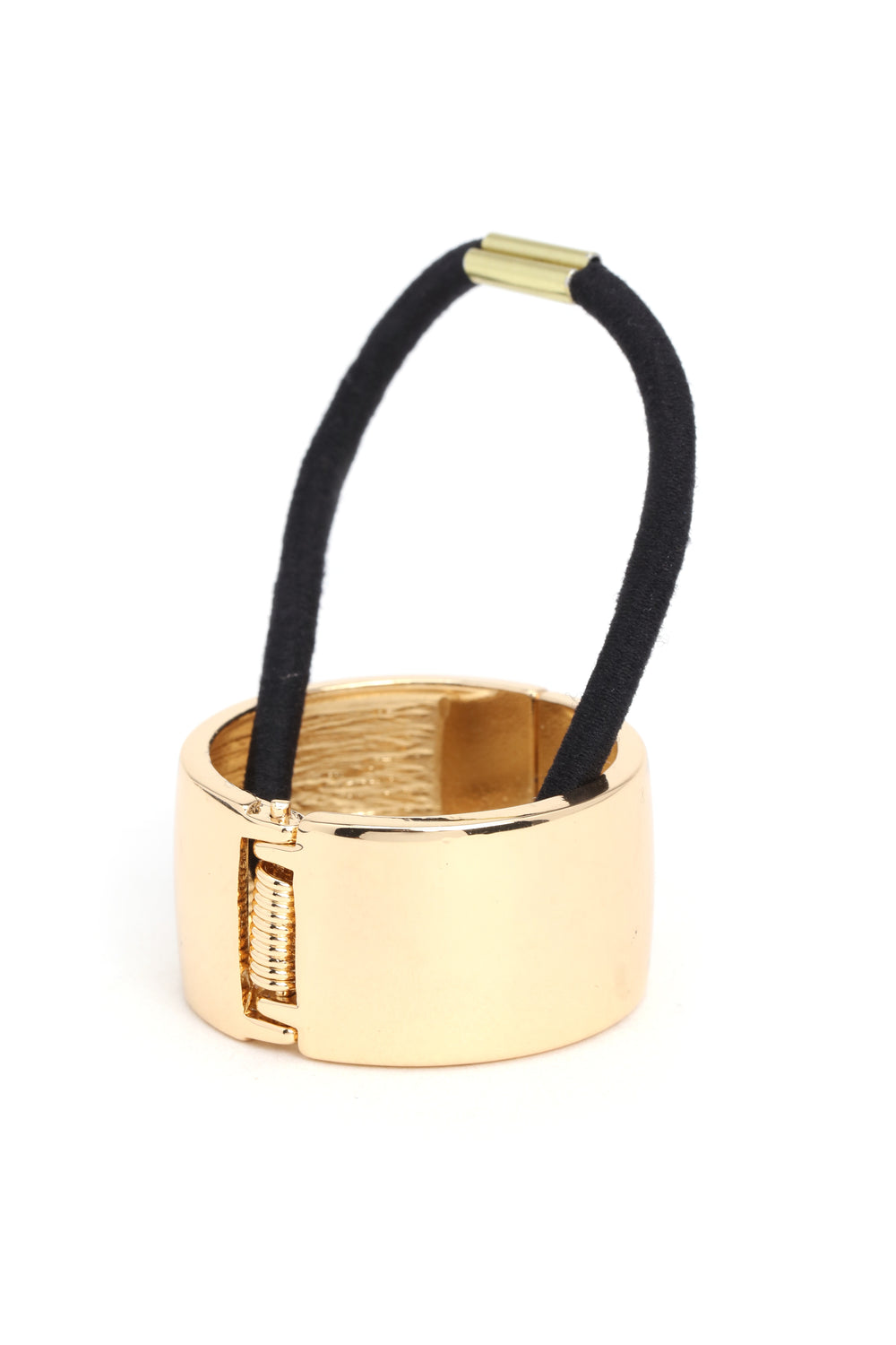 Medalling In My Hair Cuff - Gold