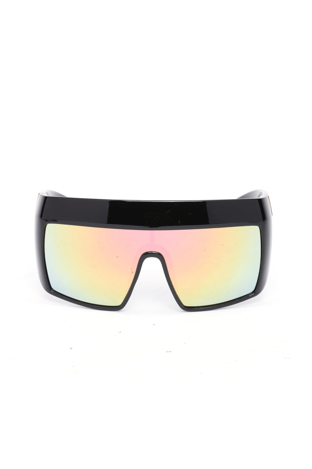 looking like a badass sunglasses black multi
