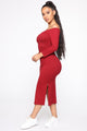 No Ordinary Girl Midi Dress - Burgundy