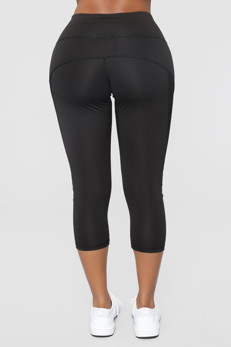 In The Movement Active Leggings - Black