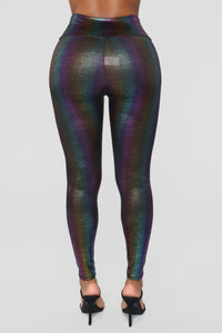 Pot Of Gold Leggings - Multi Angle 6