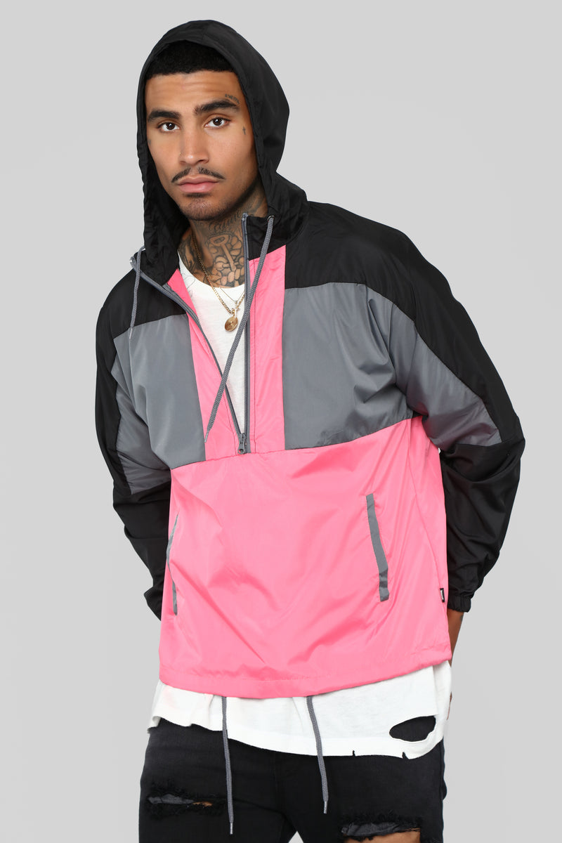 """Speedster 2.0"" Jacket - Pink"