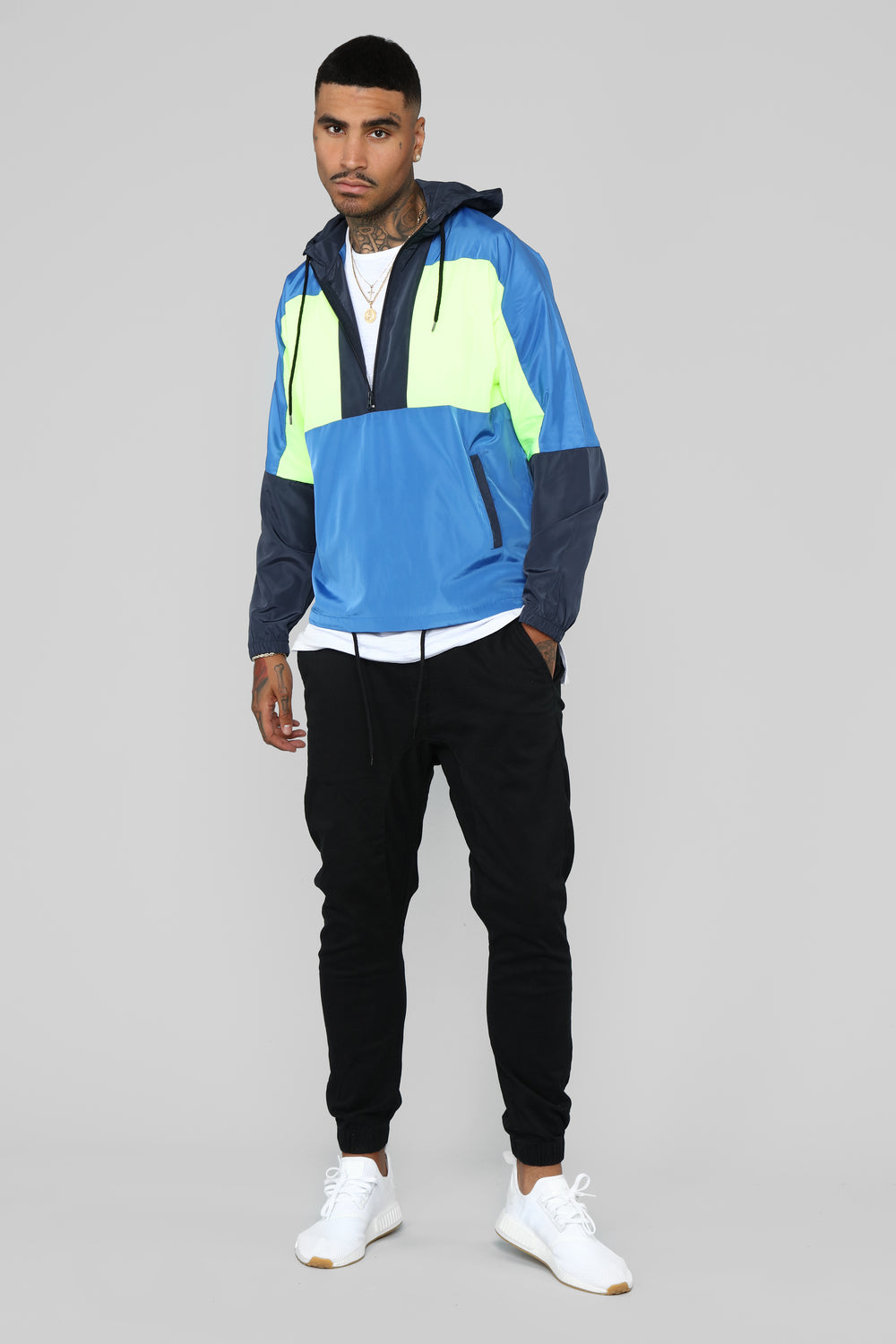 """Speedster 2.0"" Jacket - Blue"