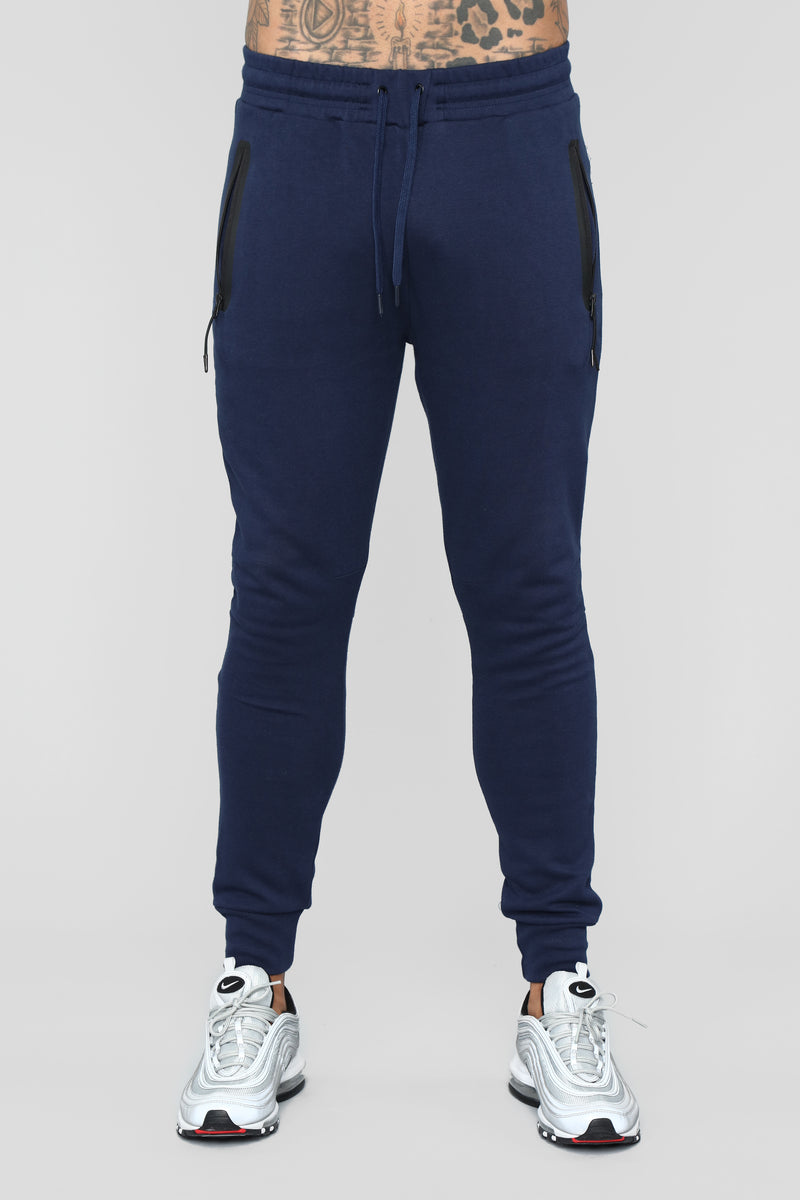 Ronny Sweat Pant - Navy
