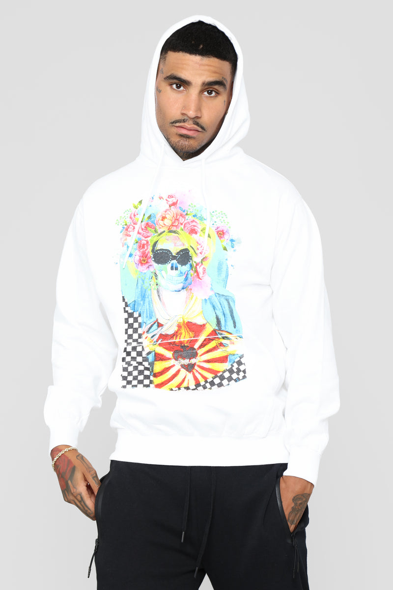 Vices Hoodie - White/Combo
