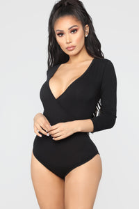 Gwen Bodysuit - Black