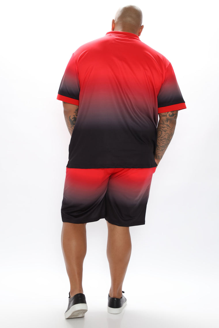 Tim Short - Red/combo