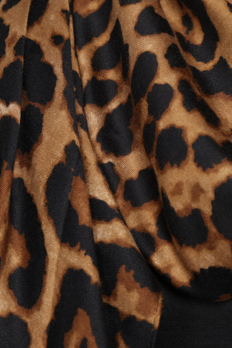 Don't Be A Cheetah Scarf - Cheetah