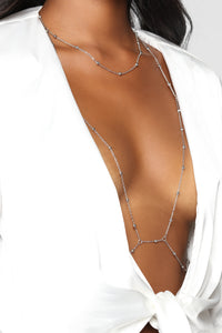 Support System Bra Chain - Silver