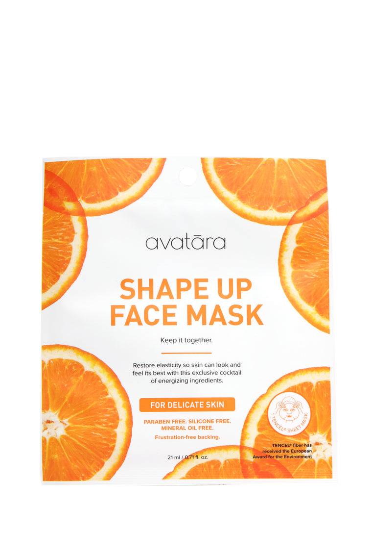 Avatara Shape Up Face Mask