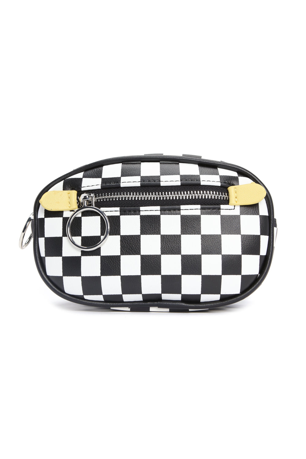 Starting To Check Fanny Pack - Black/Yellow