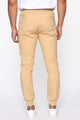 Casual Day Jogger - Khaki
