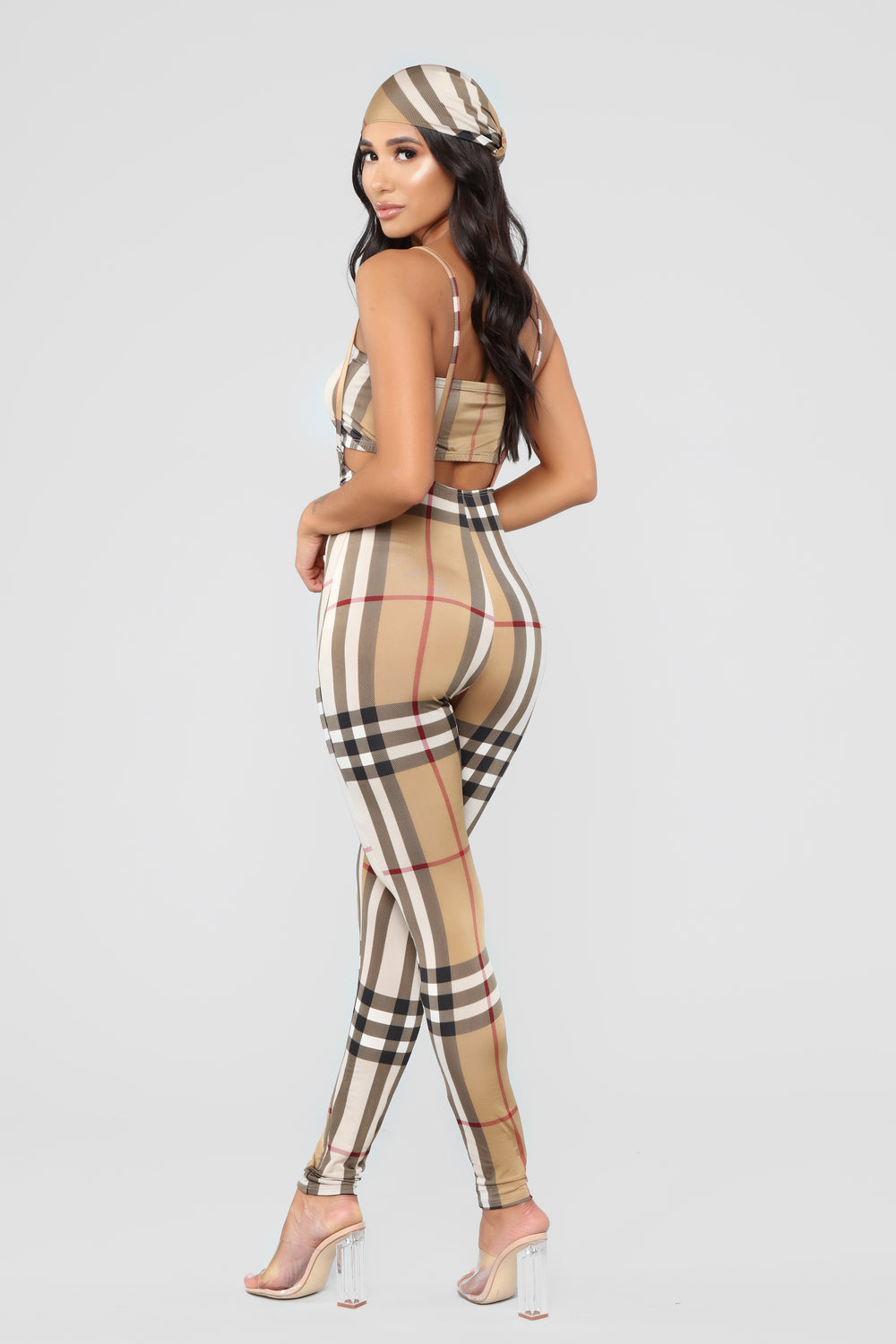 Just In Time 3 Piece Set - Taupe