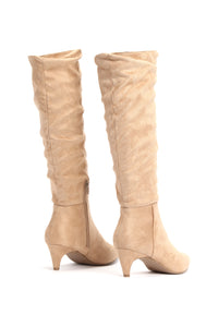 Minimal Damage Boot - Taupe