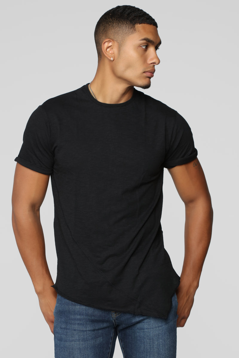 Robby Short Sleeve Tee - Black