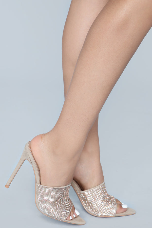 c09ef7417e21 Can t Be Fooled Heeled Sandal - Nude