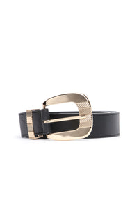 Hustle And Buckle Belt - Black