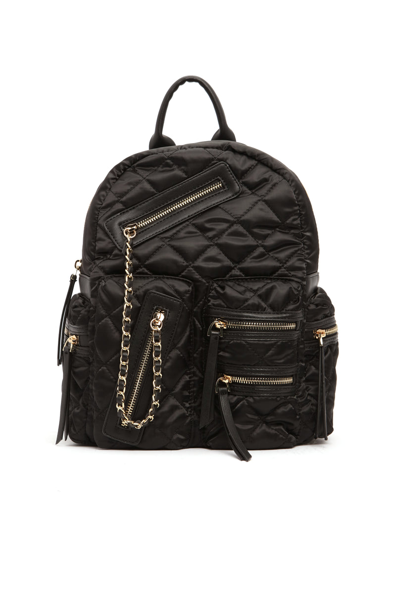 So Many Parts Of Me Backpack - Black