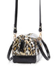 Stephanie Mini Jelly Bag - Leopard