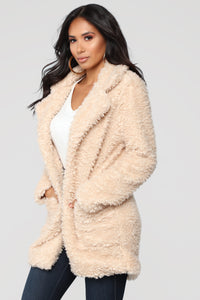 Touch Of Heaven Jacket - Beige