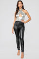 Don't Get It Twisted Halter Top II - Gold