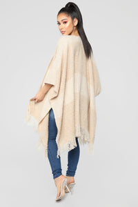 Kept My Promise Cardigan - Beige Angle 6