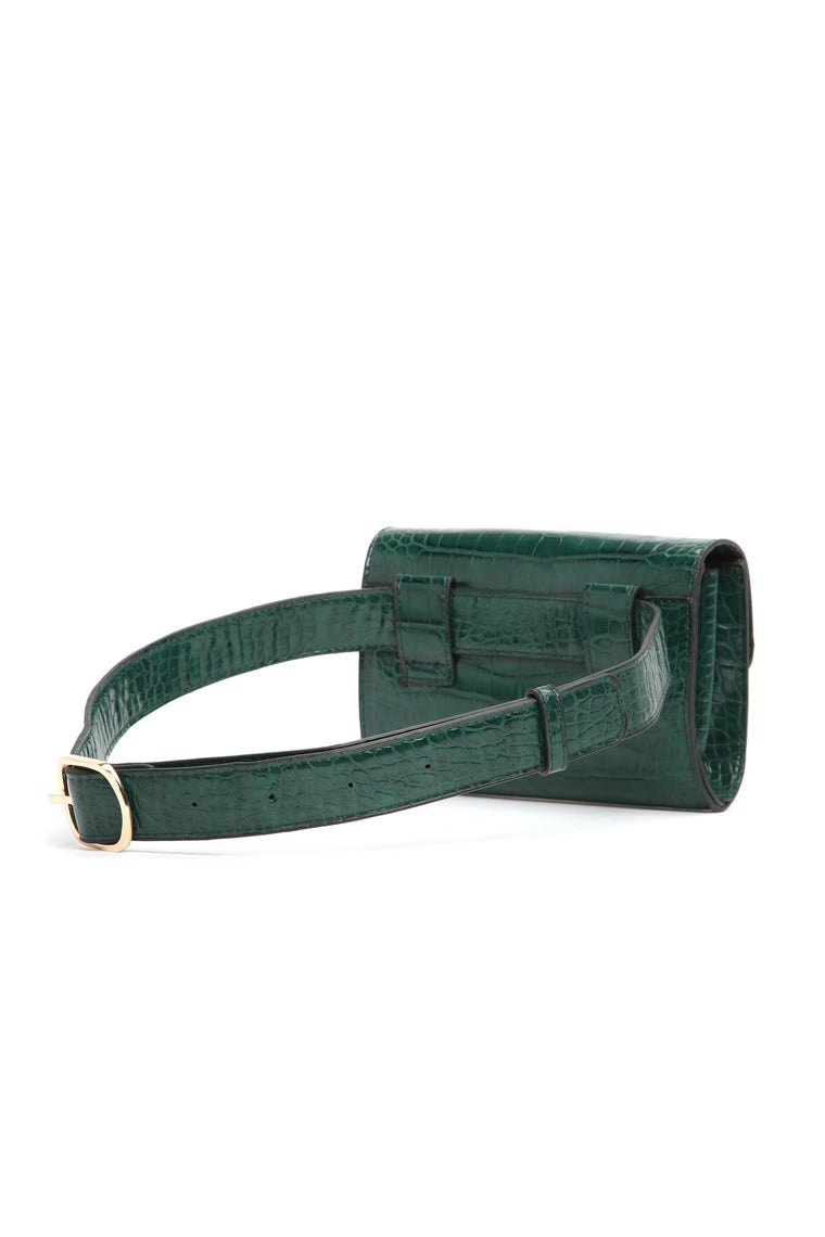 I Heard They Converted Fanny Pack - Emerald