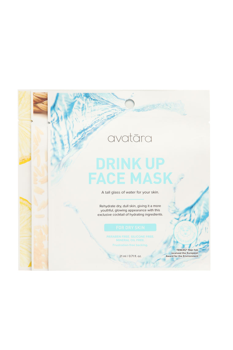 Avatara Wake Up Face Mask Set