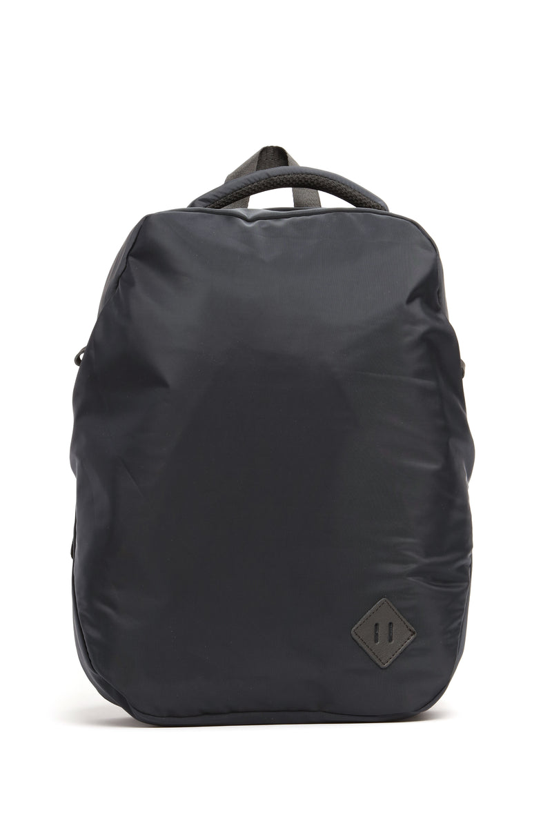 2 In One Strap Backpack - Black