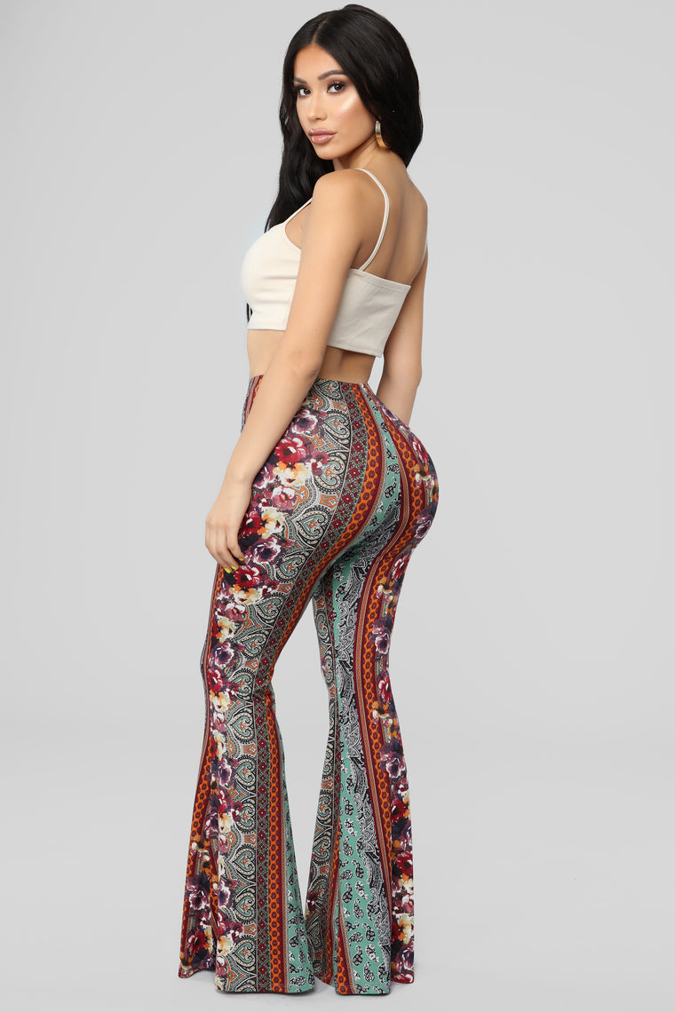 Adelpha Pants - Multi Color