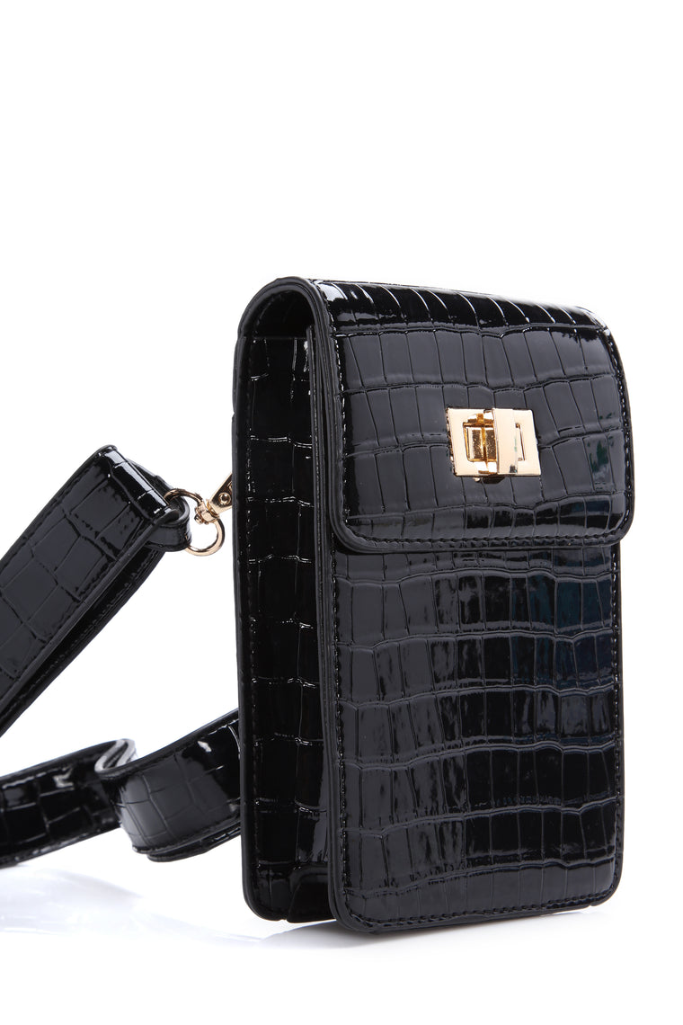 Fit You In Belt Bag - Black