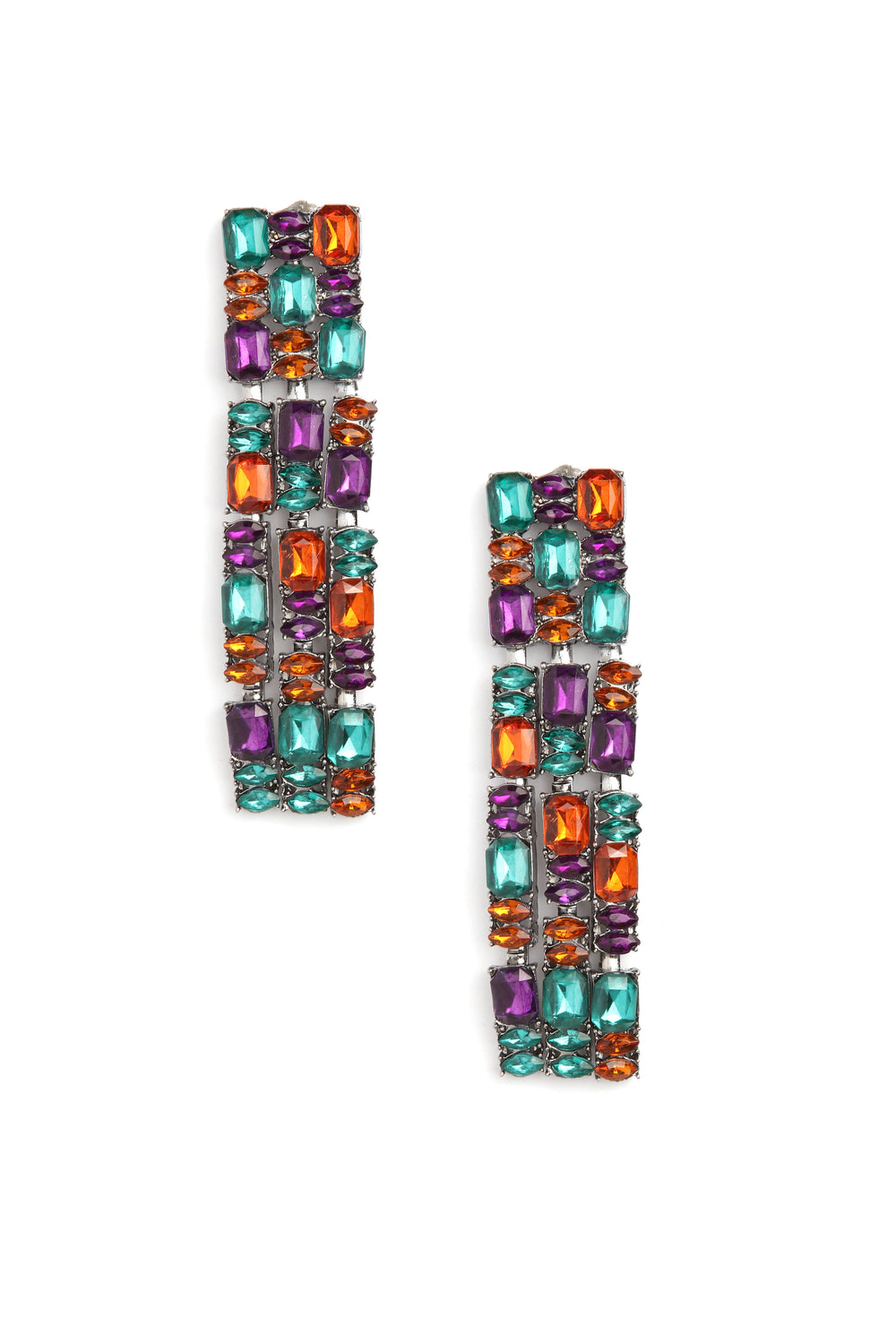 Bedazzlement Earrings - Multi