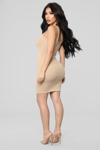 One of the Boys Dress - Nude Angle 4