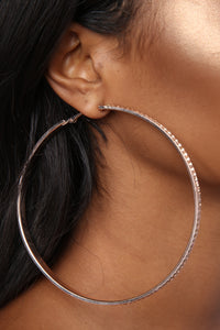 Baby Twist And Shout Earring Set - Rose Gold