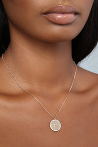 Unwritten P Necklace - Gold