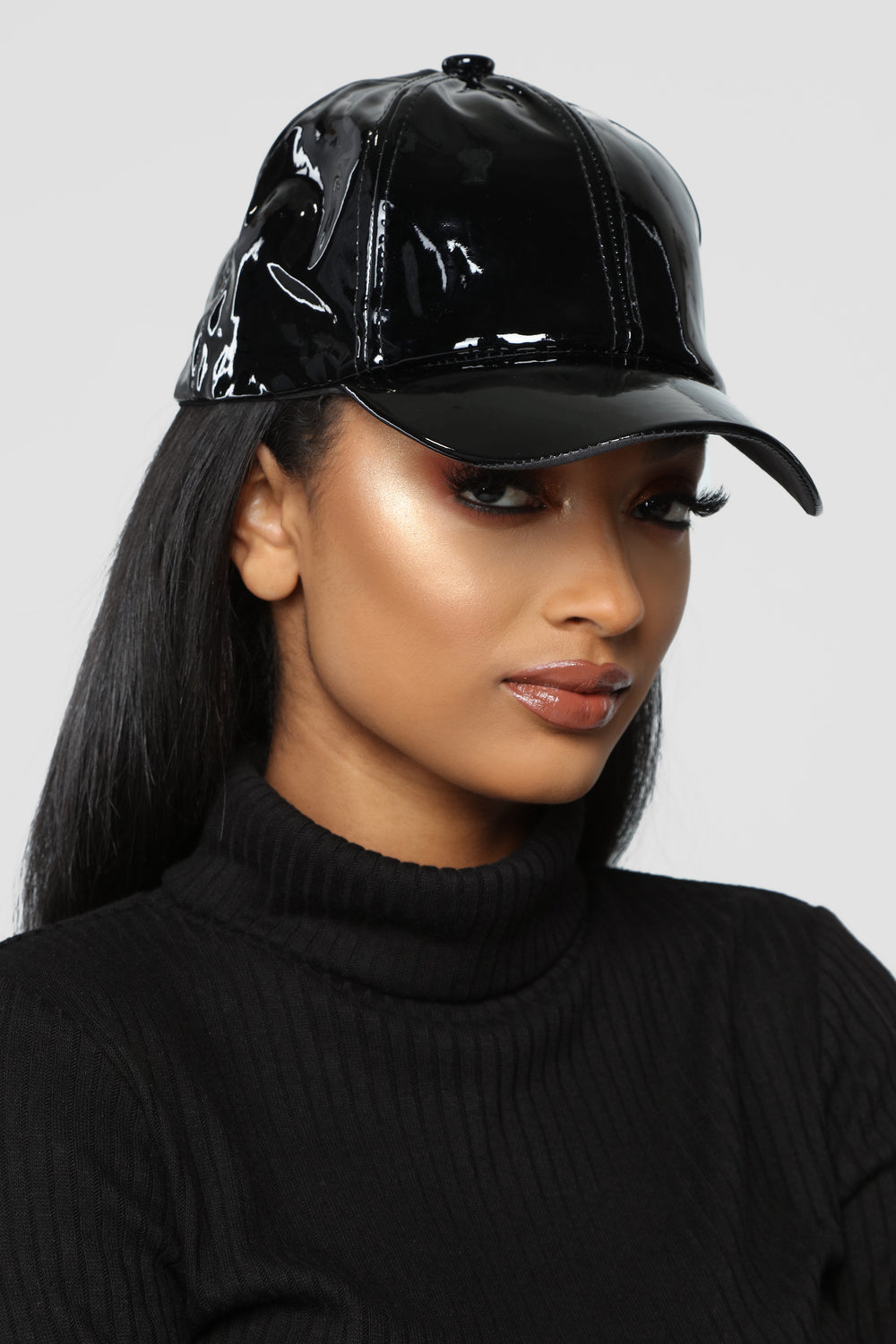 To The Ball Game Baseball Cap - Black